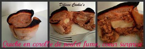 cuisiner salsifis en boite quiche en corolle de poulet fumé coeur délices