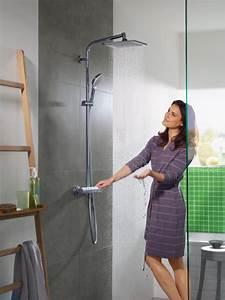 Showerpipe Crometta E 240 : hansgrohe showerpipes crometta e 1 straalsoort 27271000 ~ Eleganceandgraceweddings.com Haus und Dekorationen