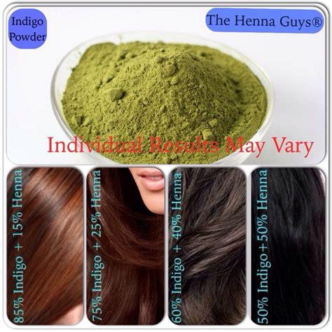 Indigo Powder For Hair Dye 600 Grams The