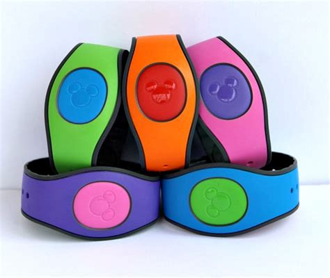 disney bands colors disney magic bands 101 plus a peek at the new magicband 2