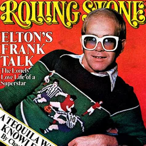 Did The Rock Come Out Of The Closet by Elton Comes Out Of The Closet The 25 Boldest Career