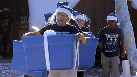 westjet recreates christmas miracle in the dominican
