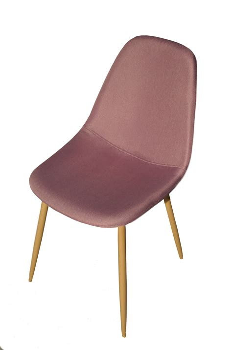 siege suedois chaise design métal style scandinave vanka demeure et jardin