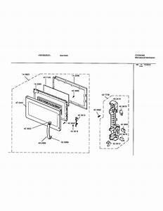 Bosch Model Hmv9305  01 Microwave  Hood Combo Genuine Parts
