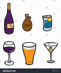 Alcoholic Clip Drink Cartoon Alcohol – Cliparts