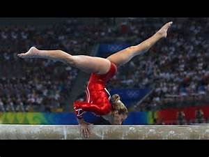 The Rarest Skills in Artistic Gymnastics - YouTube  Gymnastics