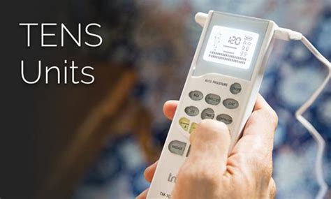 10 Best TENS Units - (Top Portable Models Reviewed 2020)