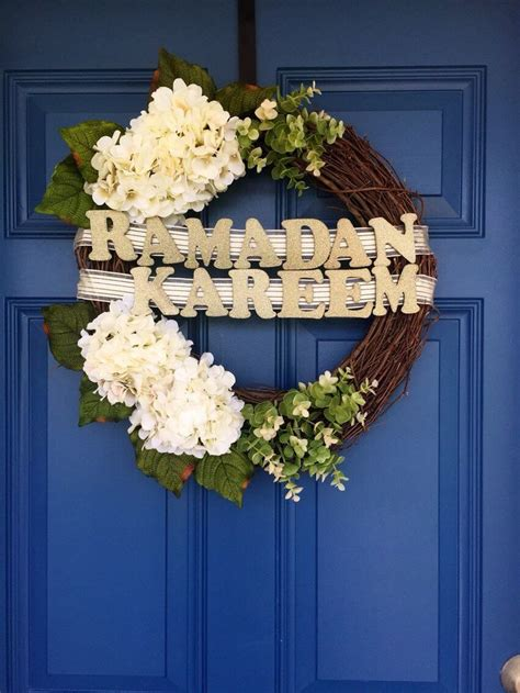 ramadan wreath  ninasuniqueboutique eid decoration