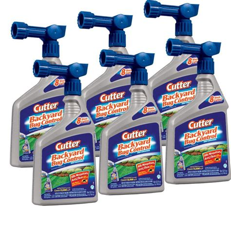 Cutter Backyard Bug Review by Cutter Ready To Spray Backyard Bug Bundle 6 Pack