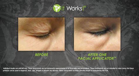 Wrap Visage Facial It Works