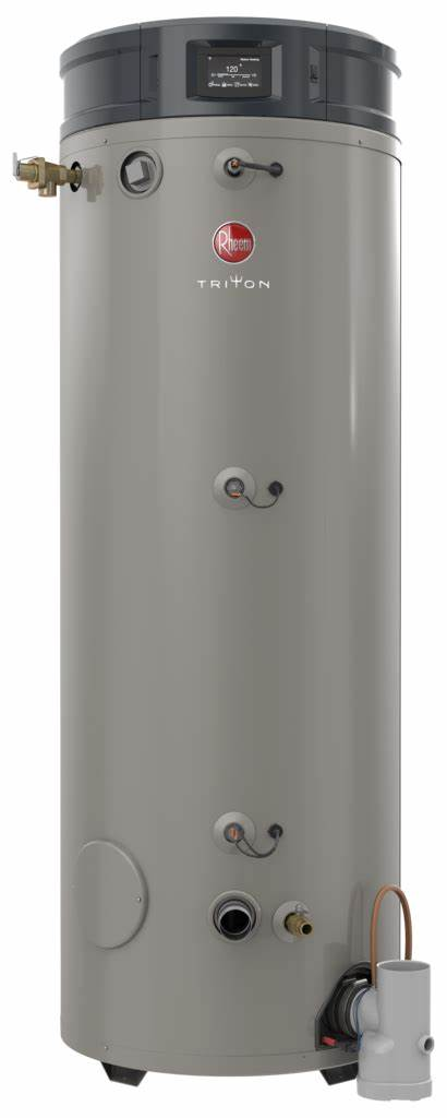 Heater Water Rheem Commercial Triton Gallon Btu