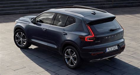 2019 Volvo Inscription by 2019 Volvo Xc40 Inscription Is All Luxed Up For America