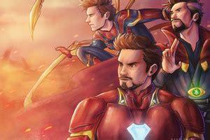 I Am Iron Man Avengers Endgame 5k, HD Superheroes, 4k ...