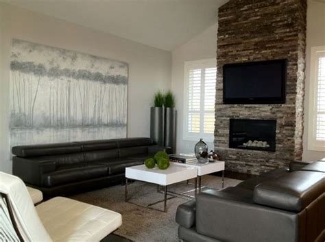 modern living room with fireplace 100 fireplace design ideas for a warm home during winter