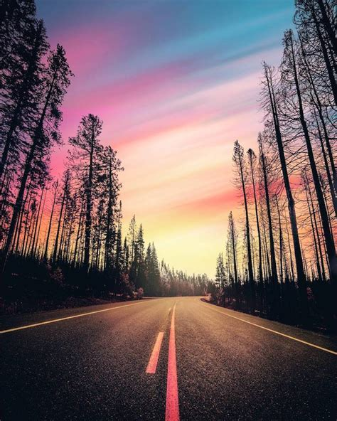 Interview Colorful Landscape Photography By Ty Newcomb