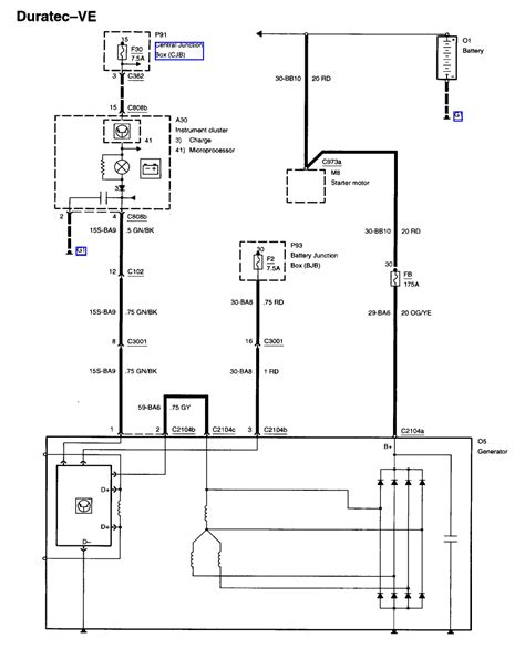 Mercury Ac Wiring Diagram by I A 2000 Mercury V6 The To The