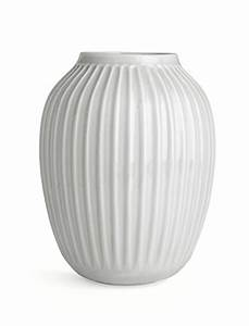 Vase Weiß Groß : k hler design hammersh i vasen skandinavische wohnaccessoires ~ Indierocktalk.com Haus und Dekorationen