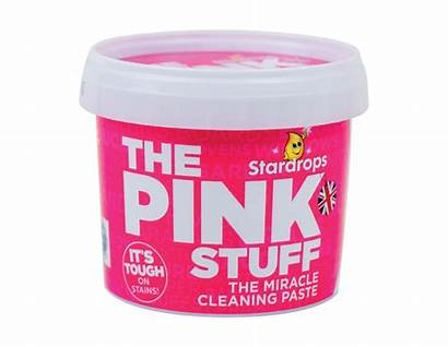 Pink Stuff Paste Stardrops Cleaning 500g Barcode