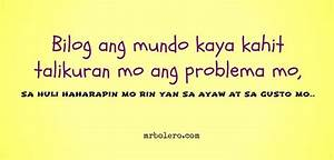 Best Tagalog In... Tagalog English Quotes