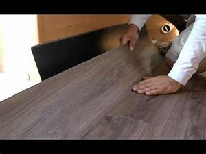 Wohnmobil Innenausbau Platten : 001 wohnwagen renovieren und umbauen click pvc vinyl verlegen pimp my wohnwagen anleitung ~ Orissabook.com Haus und Dekorationen