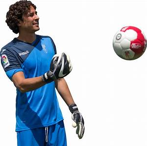 Guillermo Ochoa football render - 30114 - FootyRenders
