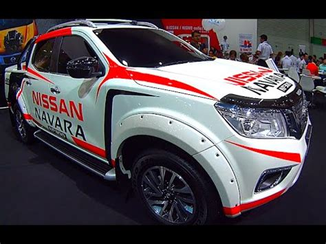 nissan navara np   custom modified  model