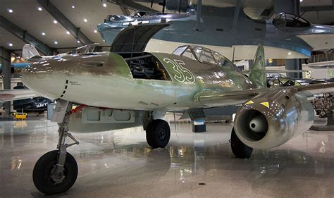 Me 262 | National Naval Aviation Museum