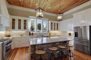 15, Uplifting, Transitional, Kitchen, Designs, That, Will, Motivate, You, To, Become, A, Chef