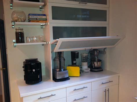 appliance cabinet kitchen kitchen appliance garage get home decorating 1320