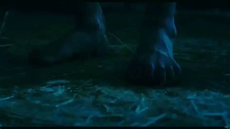 werewolf transformation feet boy