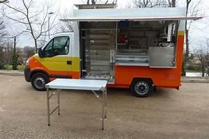Camion Food Truck Occasion : camion rotisserie poulet table de cuisine ~ Medecine-chirurgie-esthetiques.com Avis de Voitures