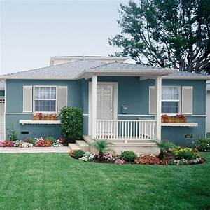 most, popular, exterior, house, colors, for, 2021