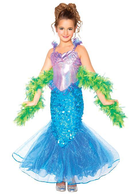 princess ariel costume for toddlers mermaid costume