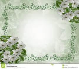 Wedding Flower Borders