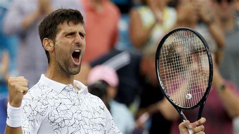 Rafael nadal accuses novak djokovic of being 'obsessed by the race for grand slam titles'. Novak Djokovic into Cincinnati Masters final as he chases career Golden Masters | Tennis News ...