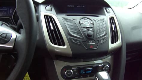 ford focus sel youtube