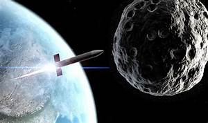Nuclear weapons to be used to blast asteroids in bid to ...