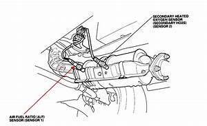 O2 Sensor Wiring Diagram For 2001 Honda Accord
