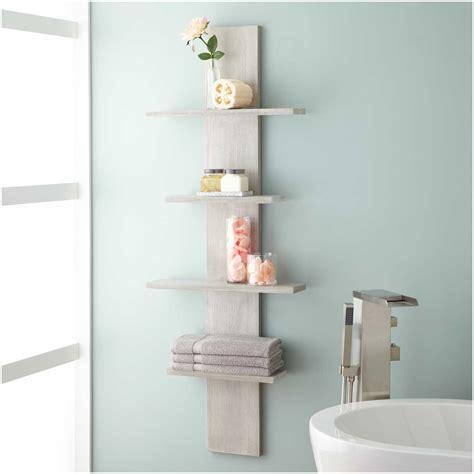 Various Bathroom Wall Shelf For Modern Bathroom Ideas