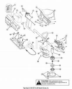 Troy Bilt Tb55b 41aet55g063  41aet55g063 Tb55b Parts Diagram For Battery Trimmer 12 Volt