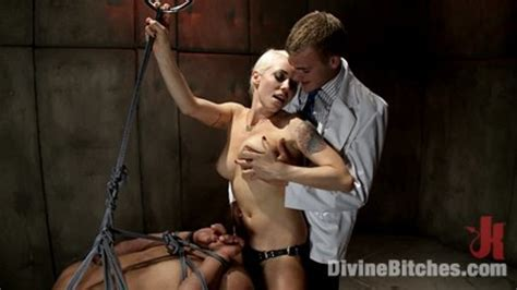 Femdom Video Of Cuckolded Husband Being Hanged And Strap