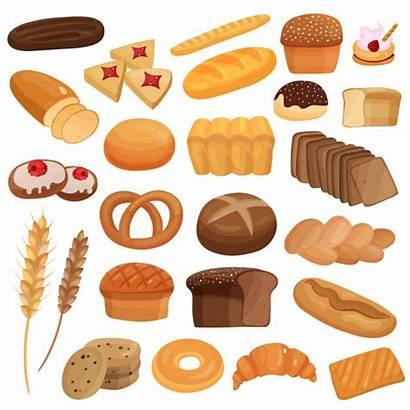 Bakery Vector Bread Vectors Freepik Clipart Illustration