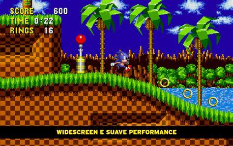 sonic  hedgehog jogos  techtudo
