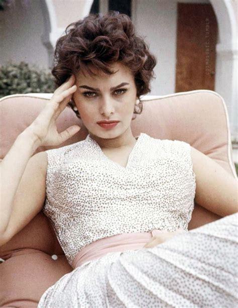 Style Icon Sophia Loren   Earth, Wind & Style Blog