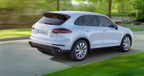 2017 Porsche Cayenne Pricing And Specifications