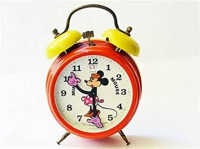 Alarm Clock Mouse Minnie Disney Stuff Bradley