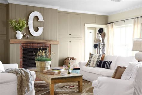 10 Country Style Living Rooms You Can Trust