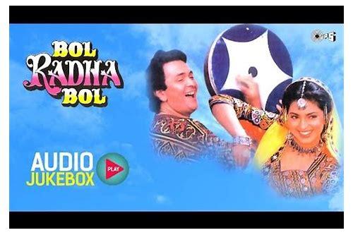 bol radha bol video canção baixar hd downloading