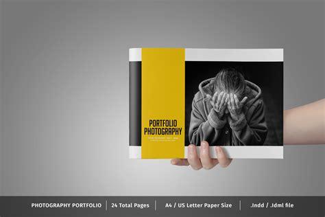 photography portfolio template  brochure templates