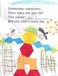 cute scarecrow art projects  kids images